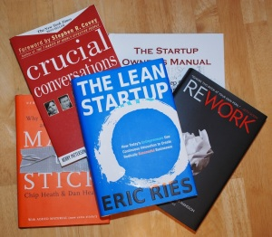 5 best books for startups and growth hackers