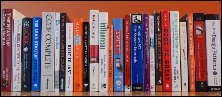 Books for startups and growth hackers